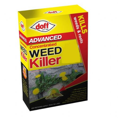 Doff Advanced Concentrated Weedkiller 10 sachets x 80ml
